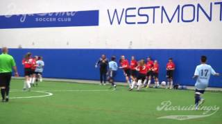 U14 Girls Soccer Joga Bonito Soccer Club Red 02 18 2017
