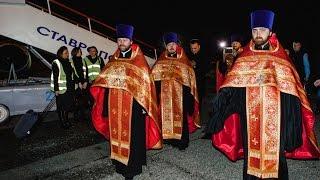 Принесение мощей святой Матроны Московской на Ставрополье. Третий Рим, Михайловск