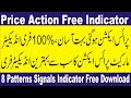 Best Price Action MT4 Trading Free Indicator | 10 Candlestick Patterns FX indicators Download