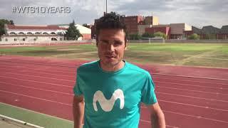 Favourite #WTS10Years Memory - Javier Gomez (ESP)