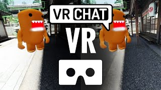vrchat android vr box - TH-Clip