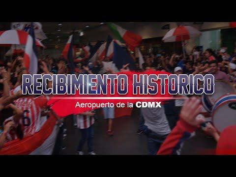 """""""Recibimiento Histórico 2016 / Barra Insurgencia"""" Barra: Barra Insurgencia • Club: Chivas Guadalajara"""