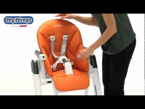 Peg-Perego стульчик Siesta Berry
