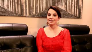 Эрика Дюранс, Erica Durance talks 'Saving Hope'
