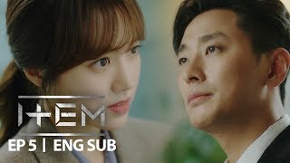 Ju Ji Hoon and Jin Se Yeon are Investigating Together! [The Item Ep 5]