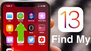 """iOS 13's New """"Find My"""" App: Everything You Need to Know!"""
