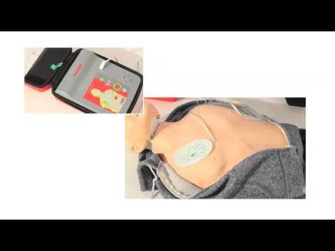 Telefunken FA1 Defibrillator