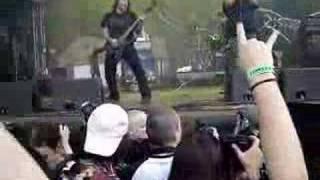 Dismember - Bred For War live @BRUTAL ASSAULT 2007