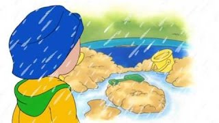 ᴴᴰ BEST ✓ Caillou   Caillou's Favorite Plate | Fun In The Mud | All Aboard! | Gilbert's House (S03E0