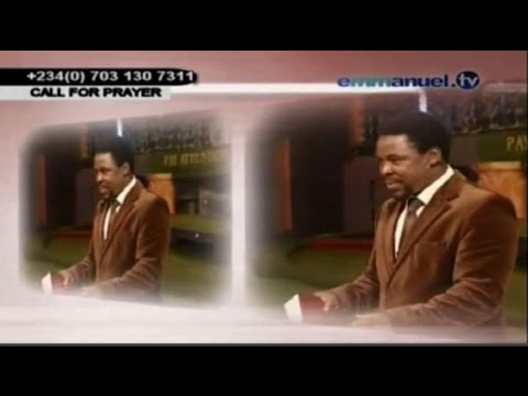 Confession: The Power Of Confession By TB Joshua
