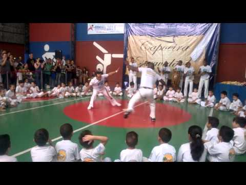 IEP - Apresentação de Capoeira - parte 5