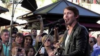 """New James Blunt Hit Single """"Stay The Night"""""""
