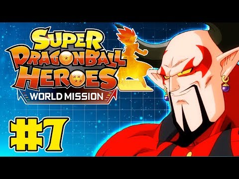 Super Dragon Ball Heroes: World Mission Part 7 - TFS Gaming