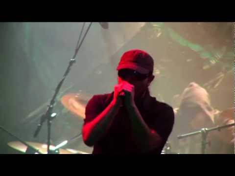 MECHANICAL CORVUS - Black Messiah & Under a nation law (Live Studio Diana 2010)