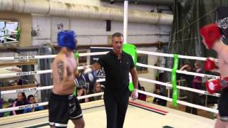 Supremacy Amateur League IV - Axel Strom vs Halmat Ebrahim