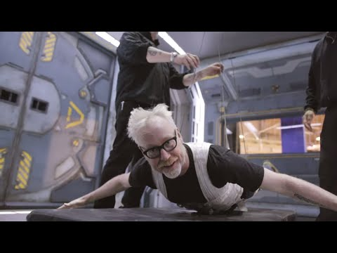 Adam Savage Meets the Expanse's Key Stunt Rigger!