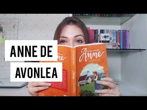 ANNE DE AVONLEA, de LUCY MAUD MONTGOMERY | Aline Monteiro
