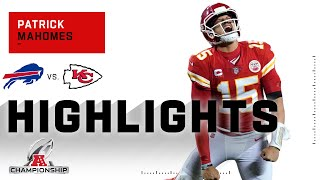 Patrick Mahomes Leads Chiefs Back to the Super Bowl!   NFL 2020 Highlights