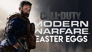 MODERN WARFARE - 20 Easter Eggs, Secrets & References