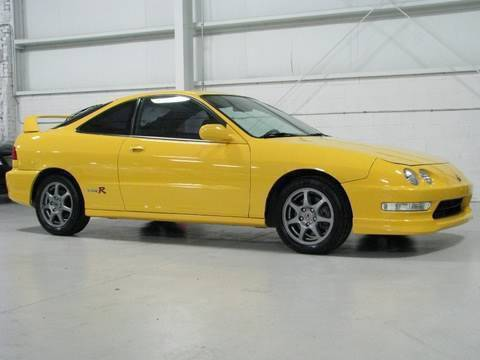 The Acura Integra Type R