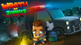 Онлайн игра Гнев зловещих зомби