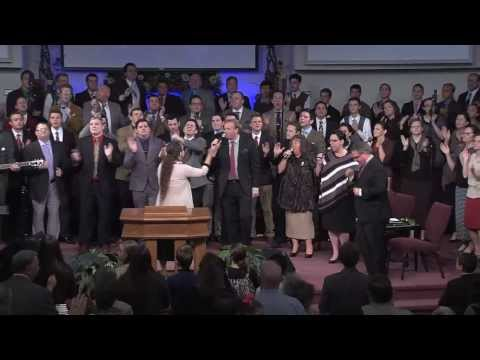 """""""Let Me Tell You Who Jesus Is"""" 