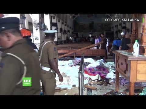 Παγκόσμιο σοκ με το μακελειό στη Σρι Λάνκα: 290 νεκροί, 500 τραυματίες (βίντεο)