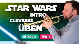 CBM Tutorial #26 - STAR WARS Intro Trompete - Cleveres Üben