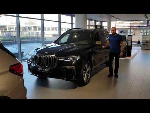 BMW X7 M50d 294 kW