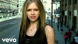 Don't Tell Me - Avril Lavigne  (Video)