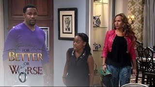 Angela Stands Up for the Truth | Tyler Perry's For Better or Worse | Oprah Winfrey Show