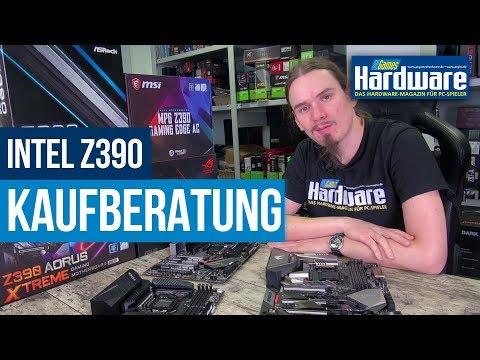 Z390-Mainboards   Intel-Kaufberatung   Die besten Mainboards für den i9 9900k?