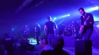 10 Years - Actions & Motives LIVE San Antonio Tx. 2/25/15