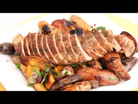 Spiced Roasted Tenderloin with Potatoes – Laura Vitale – Laura in the Kitchen Episode 915