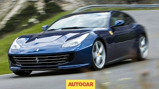 Ferrari GTC4 Lusso - the new Ferrari FF | First Drive | Autocar by Autocar