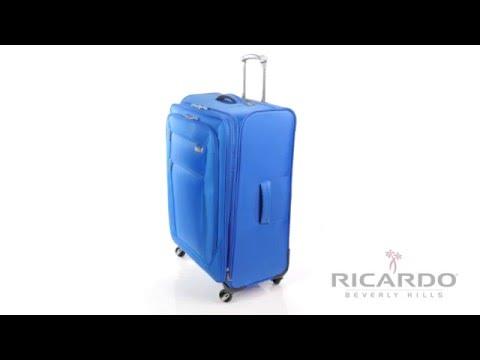 Коллекция чемоданов Ricardo Del Mar