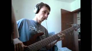 Blindside - Superman Bass Cover