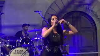 Anggun Evil and an Angel Pontedera 23 Giugno 2018 by Mario Zema
