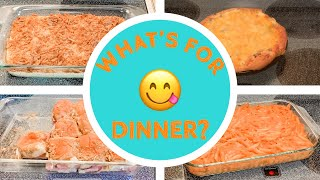 What's For Dinner? | Real Life Meal Ideas | Easy Dinner Ideas