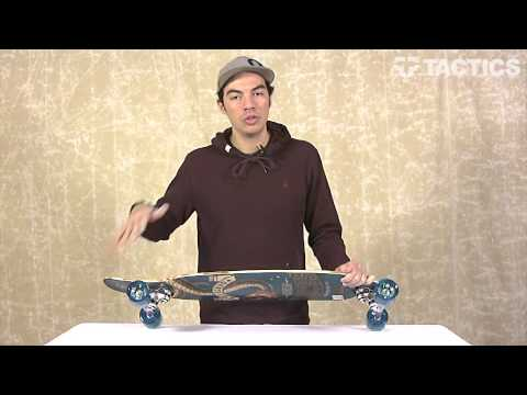 Sector 9 Striker 36.5 Inch Sidewinder Drop Through Complete Longboard Review