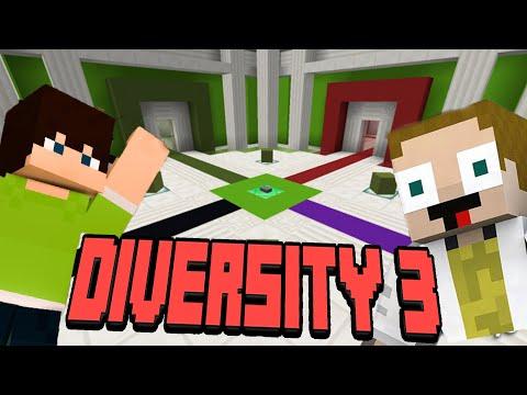 Naše začátky s Gejmrem! | Diversity 3 #1