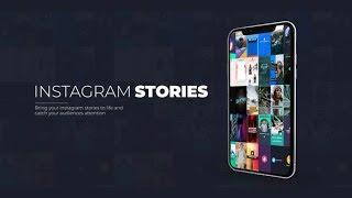 Instagram Stories Pack | Vertical and Square - Free After Effects