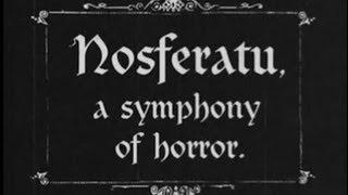 Nosferatu (1922) [Silent Movie]