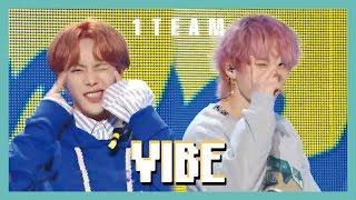 [HOT] 1TEAM    VIBE ,  1TEAM   습관적 VIBE  Show Music Core 20190420