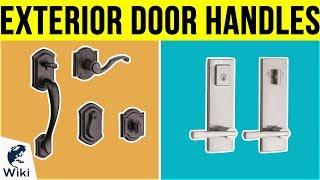 10 Best Exterior Door Handles 2019