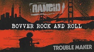 Rancid - Bovver Rock and Roll