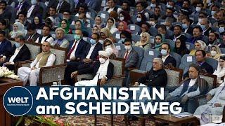 LOJA DSCHIRGA: Ratsversammlung In Afghanistan Empfiehlt Freilassung Von Taliban