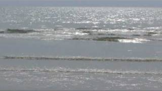 Sea & Surf !  waves on Newgale beach ~ Coastal Hoilday in Pembrokeshire Wales UK