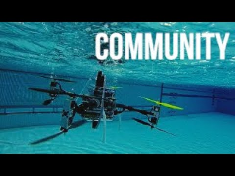 hqdefault - El primer drone anfibio