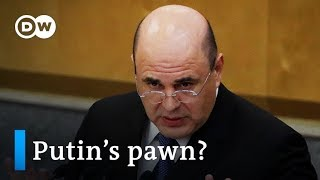 Who is Russia's new Prime Minister Mikhail Mishustin? | DW News